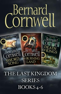 The last kingdom series books 4-6 (ebok) av B