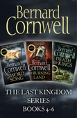 The last kingdom series books 4-6
