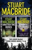 Logan McRae Crime Series Books 7 and 8