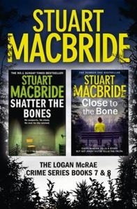 Logan McRae Crime Series Books 7 and 8 (ebok)