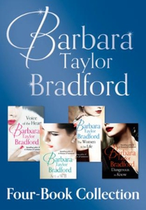 Barbara Taylor Bradford's 4-Book Collection (