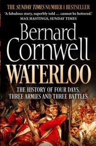 Waterloo (ebok) av Bernard Cornwell