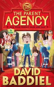 The Parent Agency (ebok) av David Baddiel