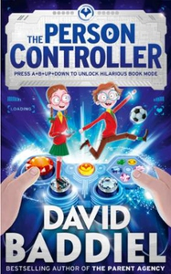 The Person Controller (ebok) av David Baddiel