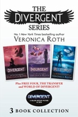 Divergent Series (Books 1-3) Plus Free Four, The Transfer and World of Divergent