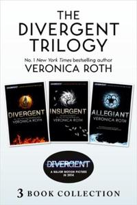 Divergent Trilogy (books 1-3) (ebok) av Veron