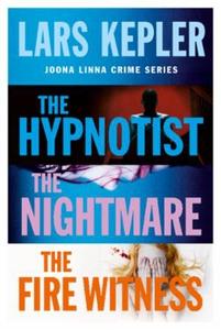 Joona Linna Crime Series Books 1-3 (ebok) av