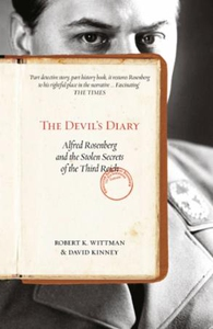The Devil's Diary (ebok) av Robert K Wittman,