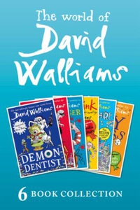 The World of David Walliams: 6 Book Collectio