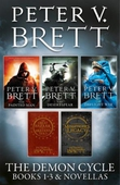 The Demon Cycle Books 1-3 and Novellas