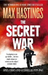The Secret War (ebok) av Max Hastings