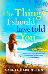 The Things I Should Have Told You (ebok) av C