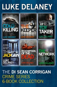 DI Sean Corrigan Crime Series: 6-Book Collect