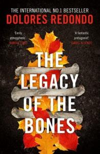 The Legacy of the Bones (ebok) av Dolores Red