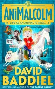 AniMalcolm (ebok) av David Baddiel