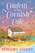 Confetti at the Cornish Café