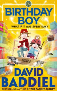 Birthday Boy (ebok) av David Baddiel