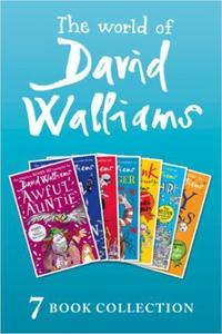 The World of David Walliams: 7 Book Collectio
