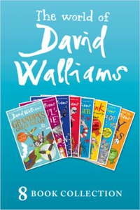 The World of David Walliams: 8 Book Collectio