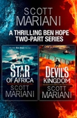 Scott Mariani 2-book Collection