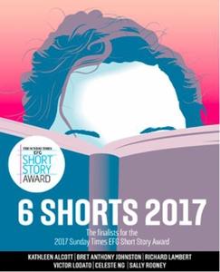 Six Shorts 2017 (ebok) av Kathleen Alcott, Br