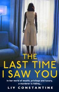 The Last Time I Saw You (ebok) av Liv Constan