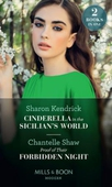 Cinderella In The Sicilian's World / Proof Of Their Forbidden Night