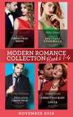 Modern Romance November 2019 Books 1-4