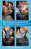 Modern Romance November 2019 Books 5-8