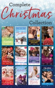 The Complete Christmas Collection (ebok) av K