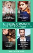 Modern Romance December 2019 Books 1-4
