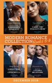 Modern Romance December 2019 Books 5-8