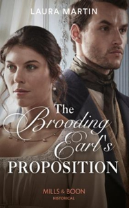 The Brooding Earl's Proposition (ebok) av Lau