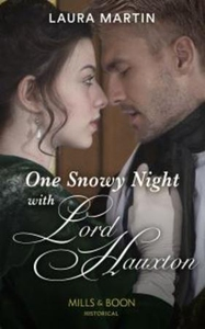 One Snowy Night With Lord Hauxton (ebok) av L