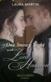 One Snowy Night With Lord Hauxton
