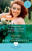 New York Doc, Thailand Proposal / The Surgeon's Baby Bombshell