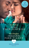 The Nurse's Twin Surprise / A Weekend With Her Fake Fiancé