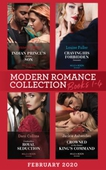 Modern Romance February 2020 Books 1-4