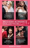 Modern Romance March 2020 Books 5-8