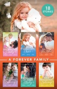 A Forever Family Collection (ebok) av Rebecca