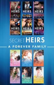Secret Heirs And A Forever Family (ebok) av C