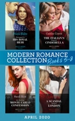 Modern Romance April 2020 Books 5-8