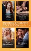 Modern Romance June 2020 Books 1-4