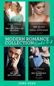 Modern Romance June 2020 Books 5-8