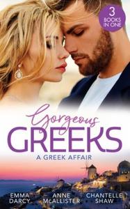 Gorgeous Greeks: A Greek Affair (ebok) av Emm
