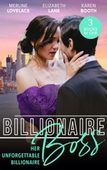 Billionaire Boss: Her Unforgettable Billionaire