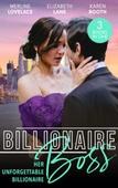 Billionaire Boss: Her Unforgettable Billionaire