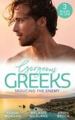 Gorgeous Greeks: Seducing The Enemy