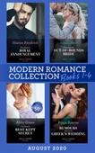 Modern Romance August 2020 Books 1-4