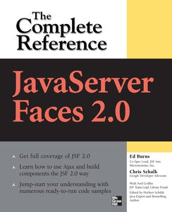 JavaServer Faces 2.0, The Complete Reference (e